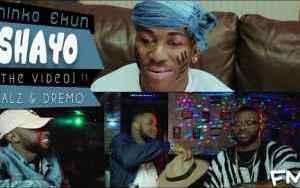 Chinko Ekun - Shayo Ft. Falz & Dremo